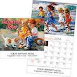 Carefree Days Wall Calendars
